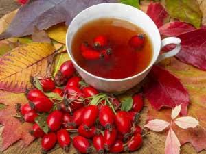 Напиток из полезного растения