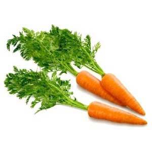 Чем полезна морковка?