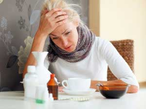 Как быстро вылечить простуду дома