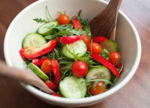 Овощи при воспалении желчного