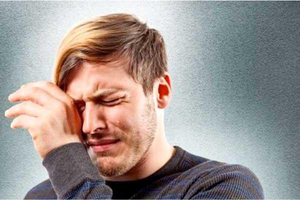Что делать когда глаза от сварки болят глаза