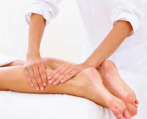 Массаж при атеросклерозе ног