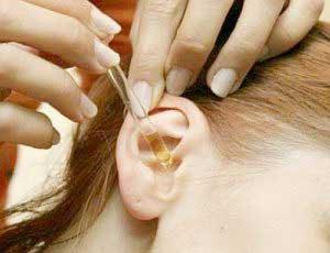 Что капать в ухо, если оно сильно заложено?