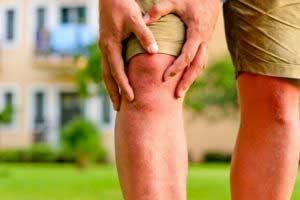 Признаки ревматизма ног