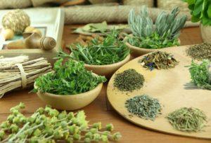 Рецепты с травами