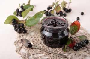 Рецепт варенья из черноплодки