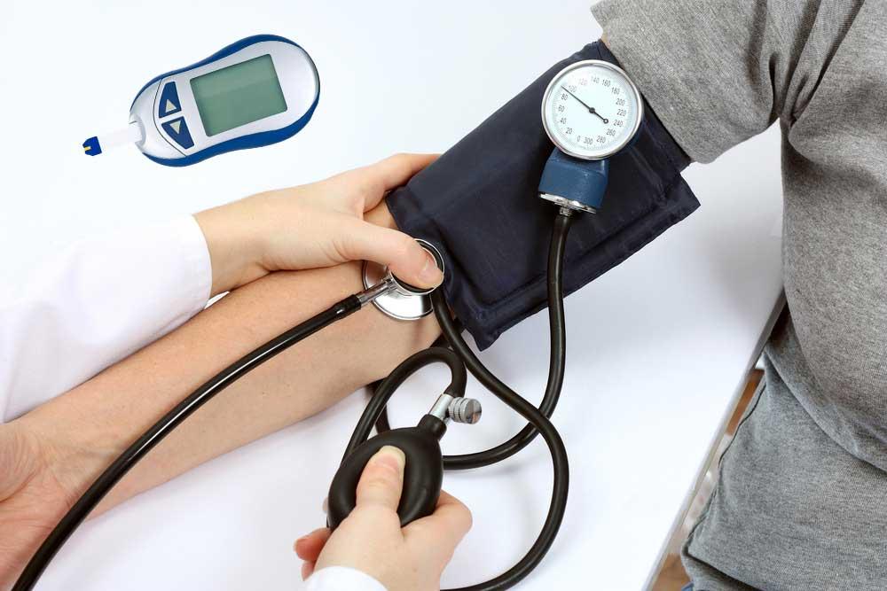 Артериальное давление у мужчин при сахарном диабете