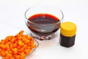 Домашний рецепт масла из облепихи