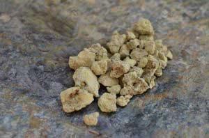 Как приготовить раствор из каменного масла?